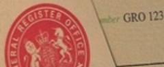 GRo certificate