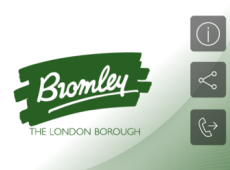Download the Bromley Fraud App.
